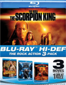 Rock Collection, The Blu-ray