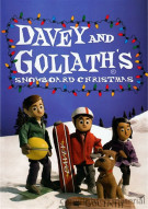 Davey & Goliaths Snowboard Christmas Movie