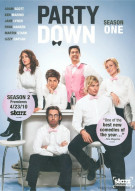 Party Down: Season One Movie