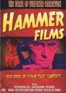 Icons Of Suspense: Hammer Films Movie