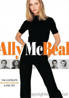 Ally McBeal: The Complete Second Season Movie