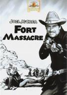 Fort Massacre Movie