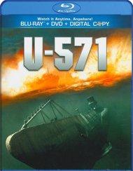 U-571 (Blu-ray + DVD + Digital Copy) Blu-ray