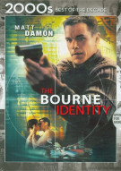 Bourne Identity, The (DVD + Digital Copy + UltraViolet) Movie