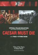 Caesar Must Die Movie