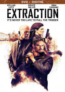 Extraction (DVD + UltraViolet) Movie