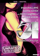 54: The Directors Cut (DVD + UltraViolet) Movie