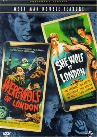 Werewolf Of London/ She-Wolf Of London (Double Feature) Movie