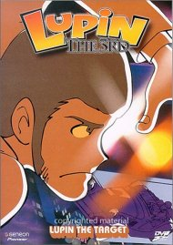 Lupin The 3rd: Volume 6 - Lupin The Target Movie