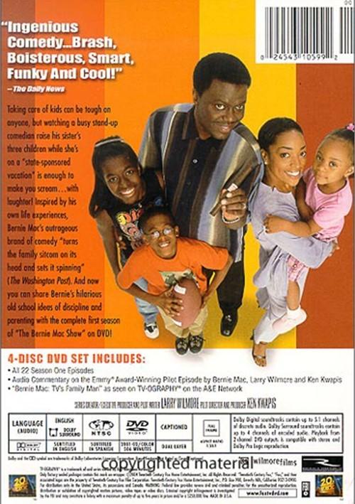 Bernie Mac Show, The: Season 1 (DVD 2001) | DVD Empire