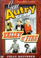 Gene Autry Collection: Valley Of Fire Movie