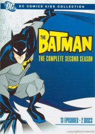 Batman, The: The Complete Second Season Movie