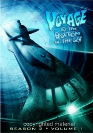 Voyage To The Bottom Of The Sea: Season 2 - Volume 1 Movie