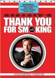 Thank You For Smoking (Widescreen) Movie