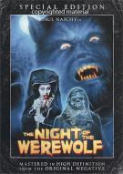 Night Of The Werewolf, The Movie