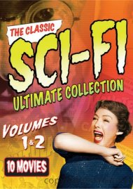 Classic Sci-Fi Ultimate Collection, The: Volumes 1 & 2 Movie
