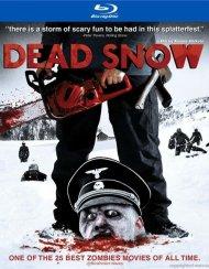 Dead Snow Blu-ray