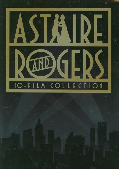 Astaire And Rogers Ultimate Collectors Edition Movie