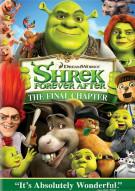 Shrek Forever After Movie