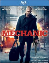 Mechanic, The Blu-ray
