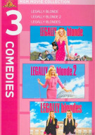Legally Blonde Triple Feature Movie