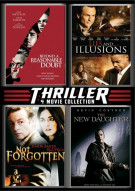 Beyond A Reasonable Doubt / Lies And Illusions / Not Forgotten / The New Daughter (4 Film Thriller Collection) Movie