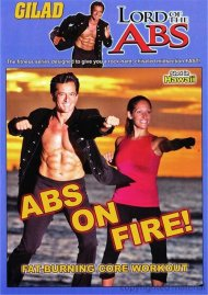 Gilad: Lord Of The Abs - Abs On Fire Movie