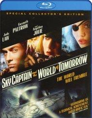 Sky Captain And The World Of Tomorrow Blu-ray