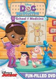 Doc McStuffins: School Of Medicine Movie
