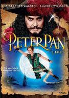 Peter Pan Live! Movie
