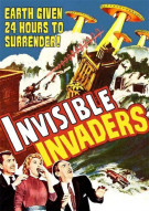 Invisible Invaders Movie
