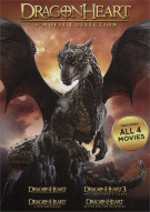 Dragonheart: 4-Movie Collection Movie
