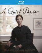 Quiet Passion, A Blu-ray