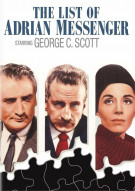 List of Adrian Messenger, The Movie