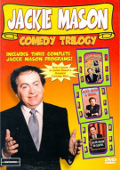 Jackie Mason Comedy Trilogy: Equal Opportunity Offender / On Campus / In Israel Movie