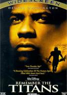 Remember The Titans (Widescreen) Movie