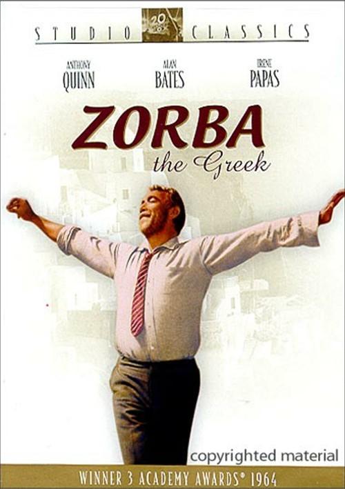 Zorba The Greek Movie