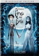 Tim Burtons Corpse Bride (Widescreen) Movie