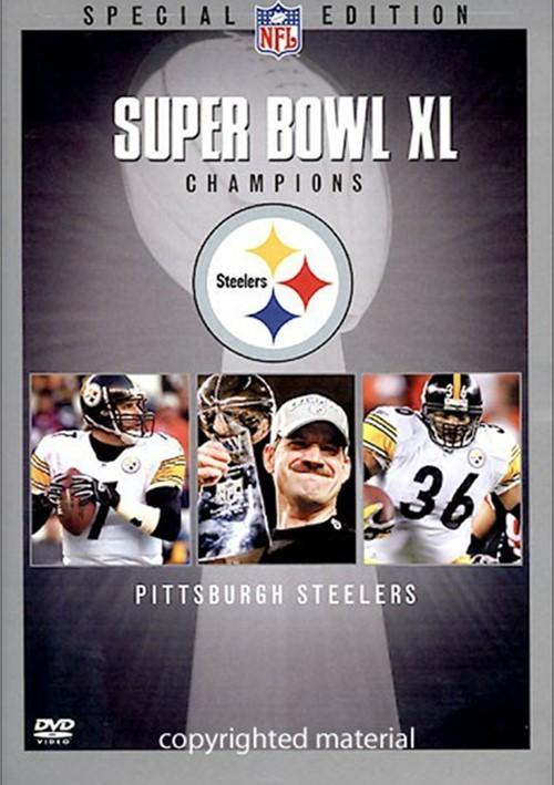 NFL Super Bowl XL Movie