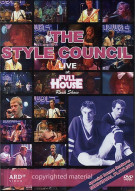 Style Council: Live At Full House Movie