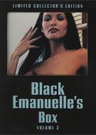 Black Emanuelles Box: Volume 2 Movie