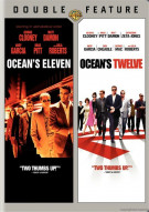 Oceans Eleven / Oceans Twelve (Double Feature) Movie
