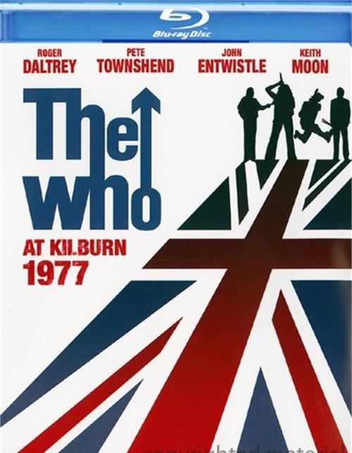 Who, The: At Kilburn 1977 Blu-ray
