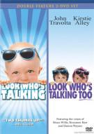 Look Whos Talking / Look Whos Talking Too (Double Feature) Movie