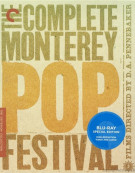 Complete Monterey Pop Festival, The: The Criterion Collection Blu-ray