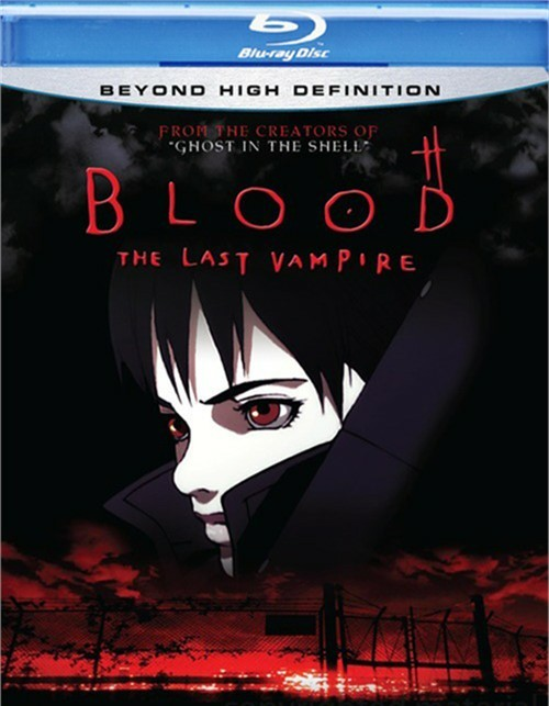 Blood: The Last Vampire Blu-ray