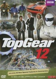 Top Gear 12: The Complete Season 12 Movie