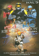 Red Vs. Blue: Reconstruction Movie