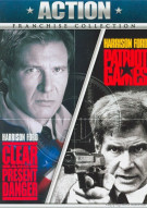 Clear And Present Danger / Patriot Games (Double Feature) Movie