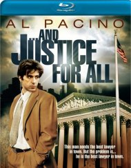 ...And Justice For All Blu-ray